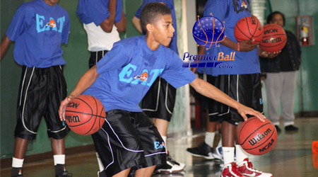 2016 PG Derryck Thornton at 2010 EAT AA Clinic
